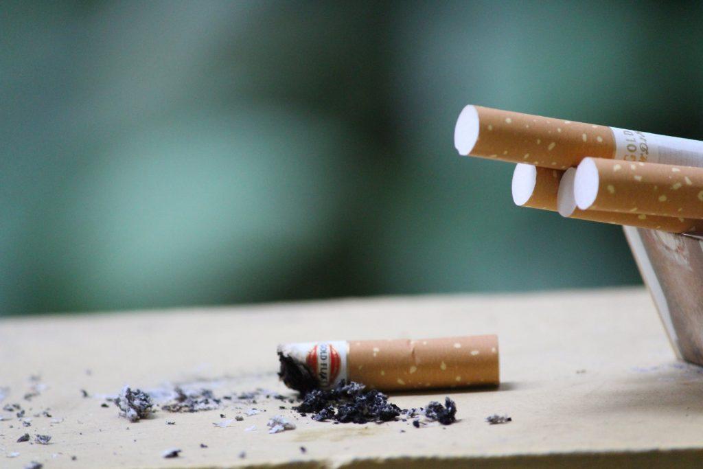 gewoontes veranderen, rookverslaving, eetverslaving